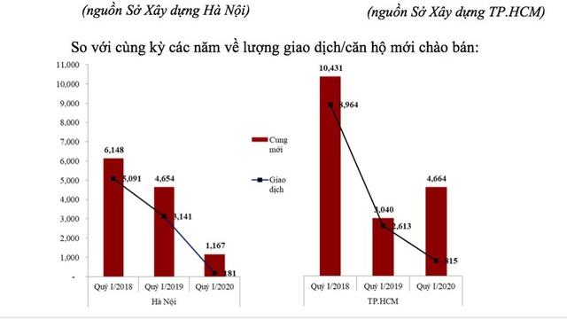 Vì sao giá bất động sản lại không giảm trong mùa dịch Covid-19? - 1