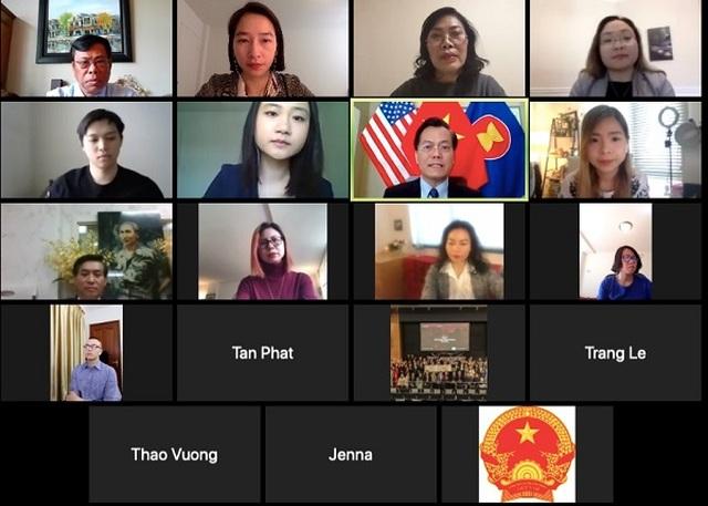 1.000 công dân, du học sinh Việt Nam tại Mỹ đăng ký về nước - 1