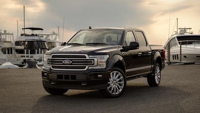 Ford triệu hồi hàng chục ngàn xe bán tải do trục trặc hộp số - 1