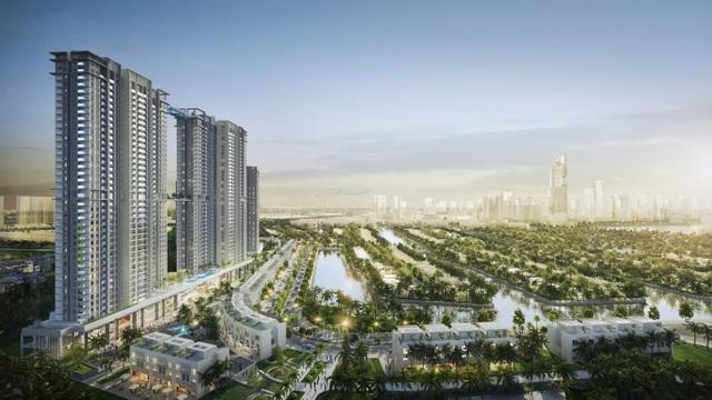 Ecopark sắp có tuyến phố đi bộ phong cách Hàn Quốc dài nhất VN - 1
