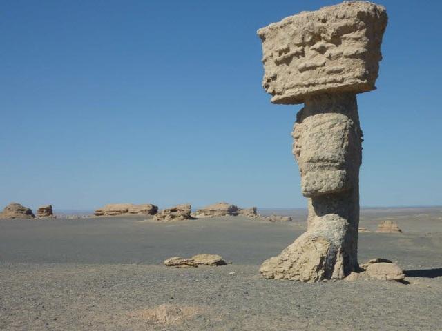 Bên trong ốc đảo 2.000 năm tuổi giữa sa mạc ở Trung Quốc - 12