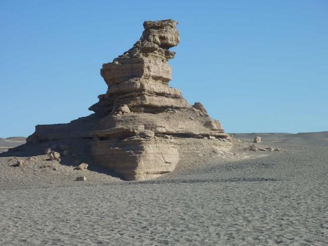 Bên trong ốc đảo 2.000 năm tuổi giữa sa mạc ở Trung Quốc - 13
