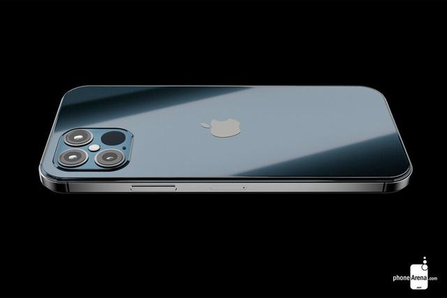 Lộ thiết kế iPhone mới pha trộn giữa iPad Pro, iPhone 4, iPhone 5 - 1