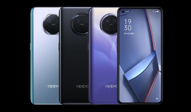 Oppo ra mắt smartphone hỗ trợ sạc không dây đầu tiên Ace2 - 1