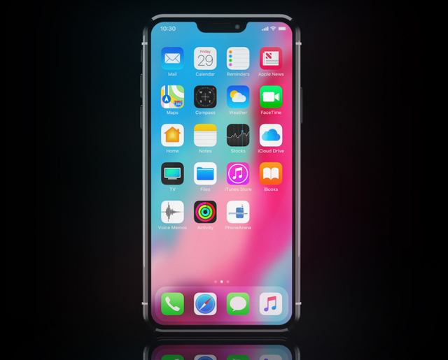 Lộ thiết kế iPhone mới pha trộn giữa iPad Pro, iPhone 4, iPhone 5 - 3