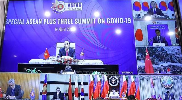 ASEAN+3 đẩy mạnh hợp tác nghiên cứu sản xuất vắc-xin COVID-19 - 1