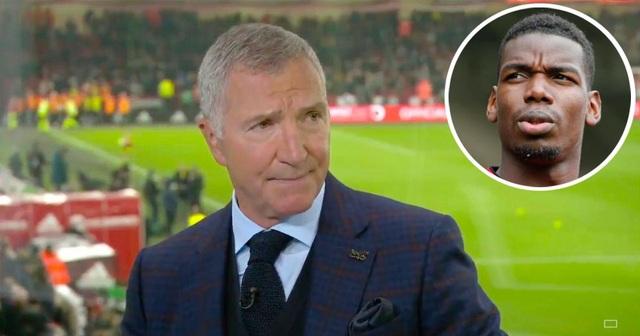 Dại dột đáp trả huyền thoại Liverpool, Pogba nhận lại cay đắng