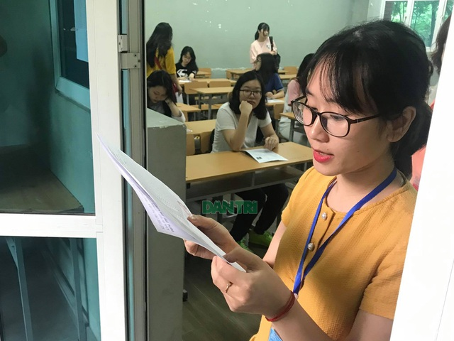 Thứ trưởng Bộ Giáo dục: Thi tốt nghiệp THPT 2020 chỉ gói gọn trong 1,5 ngày - 4
