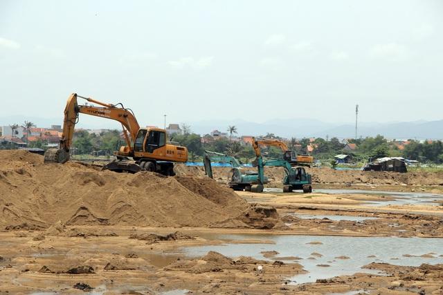 Có hay không việc sử dụng cát nhiễm mặn sai mục đích tại Phú Yên? - 3