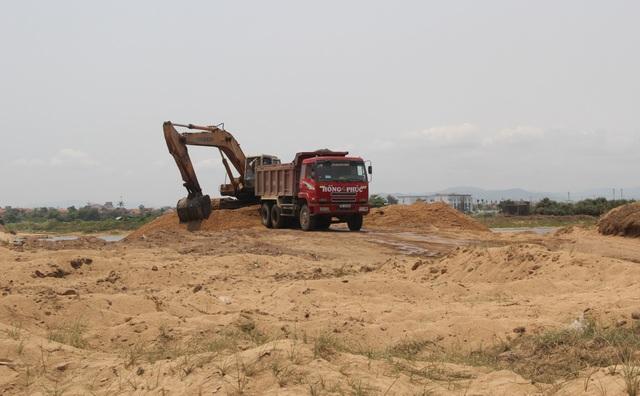 Có hay không việc sử dụng cát nhiễm mặn sai mục đích tại Phú Yên? - 5