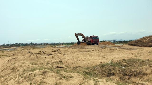 Có hay không việc sử dụng cát nhiễm mặn sai mục đích tại Phú Yên? - 4