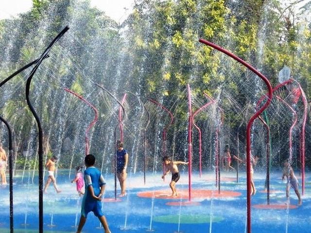 Ecopark sắp có tuyến phố đi bộ phong cách Hàn Quốc dài nhất VN - 8