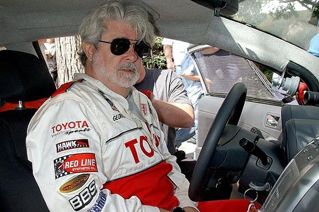 Vừa là diễn viên nổi tiếng vừa giỏi đua xe - Có bao nhiêu người như thế? - 1