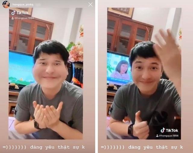 Rộ nghi vấn mẹ đơn thân Hồng Quế hẹn hò trai đẹp Huỳnh Anh? - 5