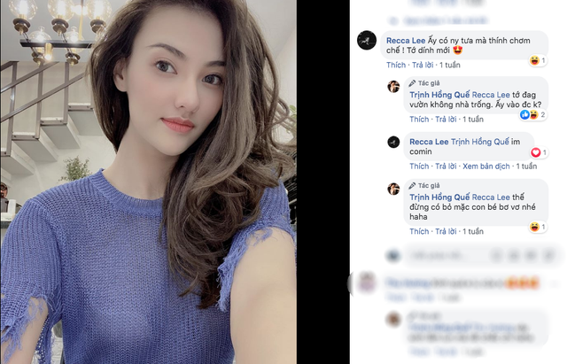 Rộ nghi vấn mẹ đơn thân Hồng Quế hẹn hò trai đẹp Huỳnh Anh? - 2
