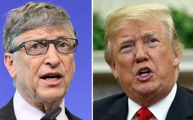 Bill Gates nói việc Mỹ cắt tài trợ cho WHO là nguy hiểm - 1