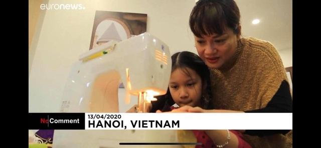 Khẩu trang độc đáo của Việt Nam trên báo nước ngoài - 3