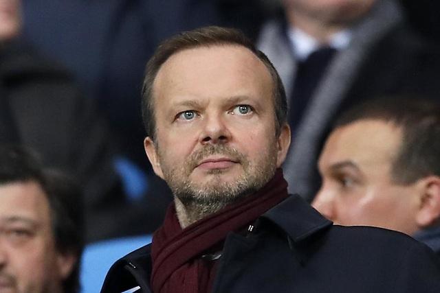 """Đội hình Man Utd trong """"giấc mơ"""" của Ed Woodward - 1"""