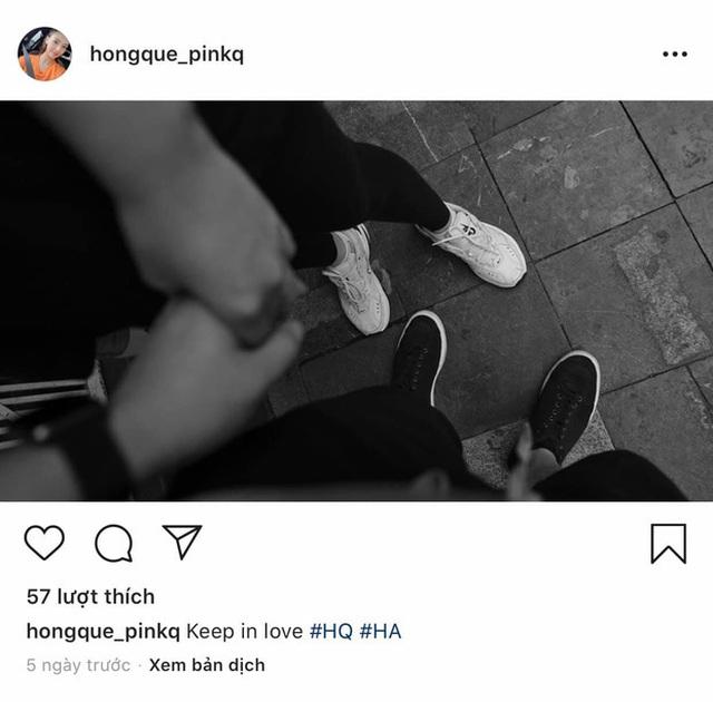 """Huỳnh Anh chính thức xác nhận đang """"hẹn hò"""" với Hồng Quế - 3"""