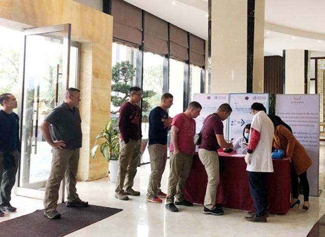 Hà Tĩnh: Hơn 1.200 lao động nước ngoài vẫn ổn định giữa mùa dịch Covid-19 - 1