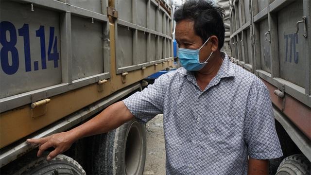 Hàng nghìn xe nông sản ùn ứ ở cửa khẩu Lạng Sơn - 5