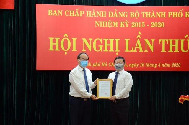 Phê chuẩn kết quả bầu Phó Chủ tịch UBND TPHCM - 1