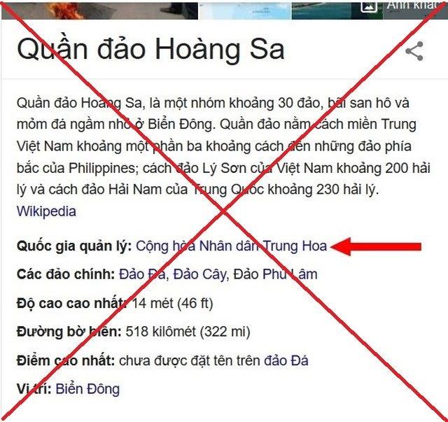 Facebook sửa lại bản đồ sai trái về Hoàng Sa, Trường Sa - Ảnh minh hoạ 3
