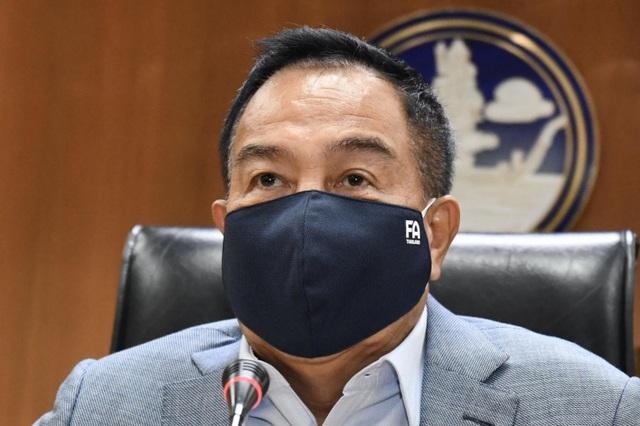 Liên đoàn bóng đá Thái Lan gợi ý nên hoãn AFF Cup - 1