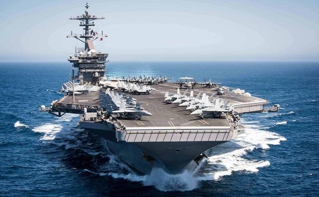 Dịch Covid-19 trên tàu sân bay Mỹ không liên quan tới chuyến thăm Việt Nam - 1
