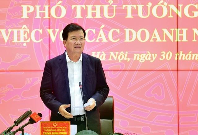 Phó Thủ tướng: Xử lý nghiêm việc găm hàng, đẩy giá thịt lợn - 1