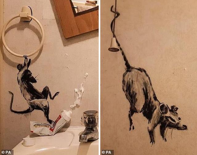Lý do vợ của họa sĩ graffiti danh tiếng sợ... chồng ở nhà - 3
