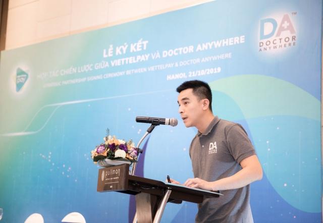 APAX Leaders ký kết với Doctor Anywhere gói chăm sóc sức khỏe trực tuyến trị giá 5 tỷ đồng - 2