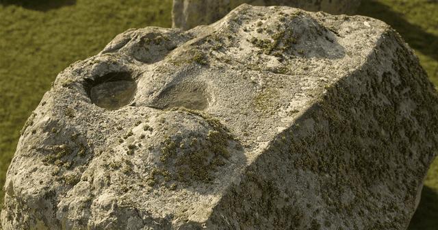 Hé lộ hình ảnh hiếm hoi về kỹ thuật xây dựng của bãi đá cổ Stonehenge - 1