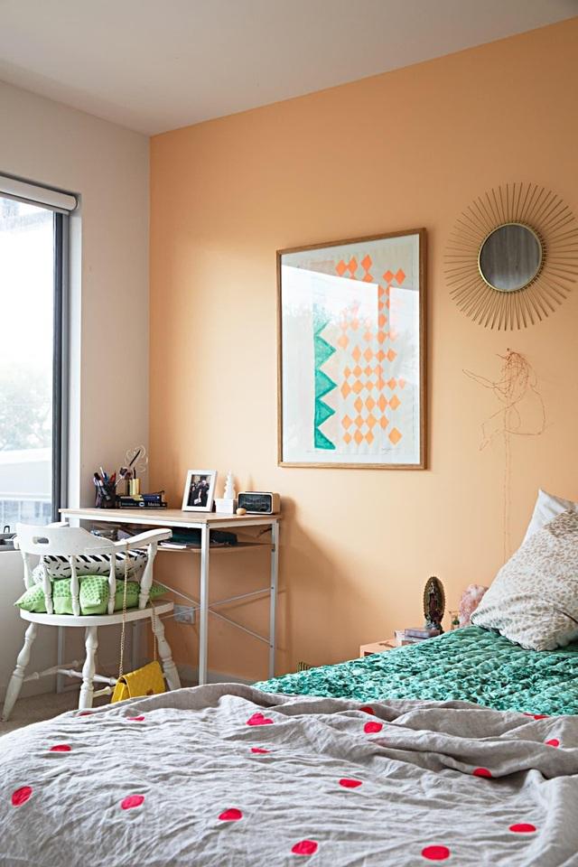 Ngôi nhà đầy màu sắc khiến vạn người mê của nữ họa sỹ người Úc - 4