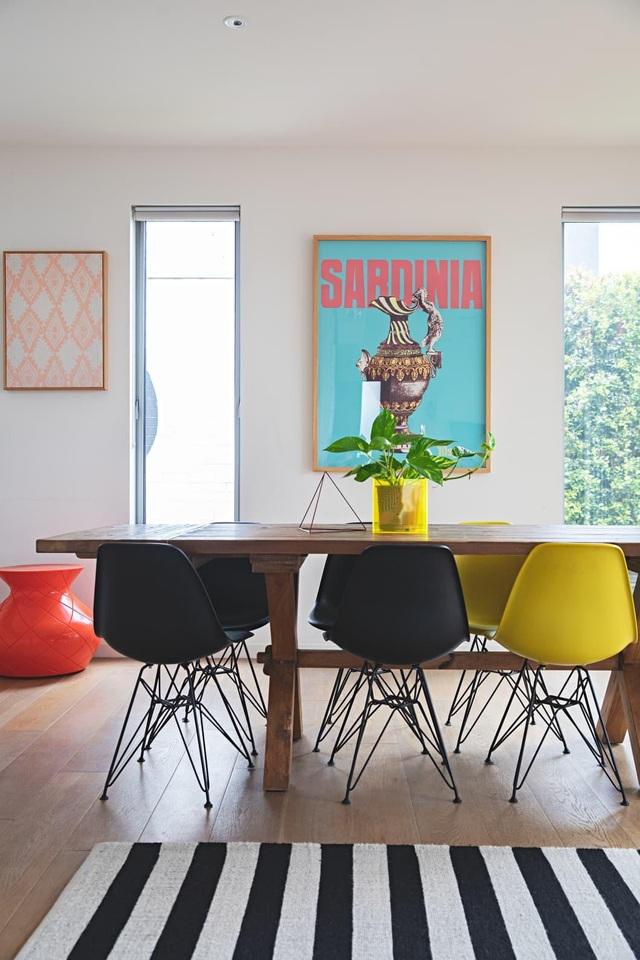 Ngôi nhà đầy màu sắc khiến vạn người mê của nữ họa sỹ người Úc - 5