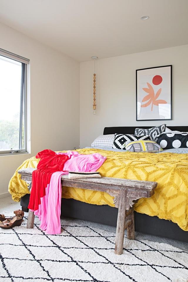 Ngôi nhà đầy màu sắc khiến vạn người mê của nữ họa sỹ người Úc - 9