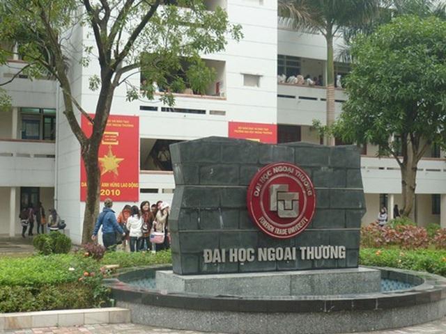 ĐH Ngoại thương sẽ phối hợp với ĐH Quốc gia Hà Nội tổ chức kỳ thi riêng - 1