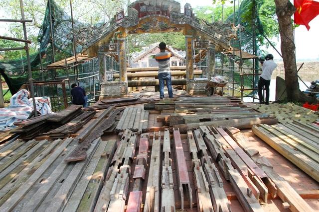 Hạ giải cây cầu ngói độc đáo ở Việt Nam - 3