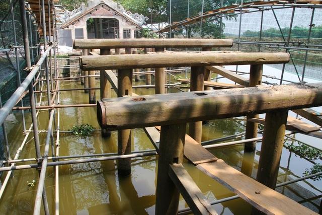 Hạ giải cây cầu ngói độc đáo ở Việt Nam - 4