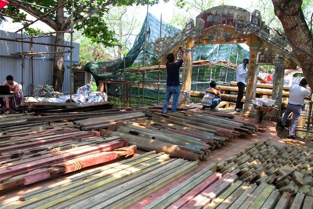 Hạ giải cây cầu ngói độc đáo ở Việt Nam - 2