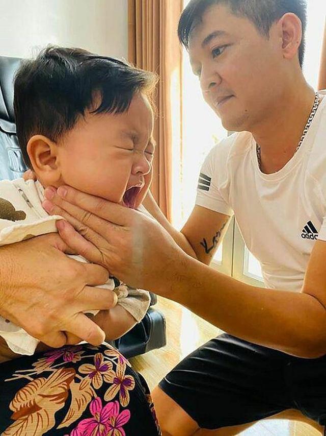 Sao Việt trổ tài... cắt tóc trong mùa dịch Covid-19 - 8