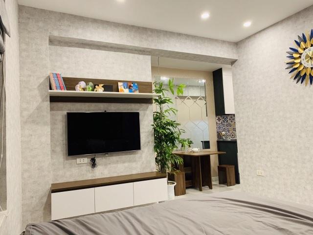 Hô biến căn hộ 23m2 ở Hà Nội thành homestay sang trọng chỉ 60 triệu đồng - 2