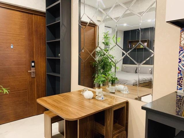 Hô biến căn hộ 23m2 ở Hà Nội thành homestay sang trọng chỉ 60 triệu đồng - 4