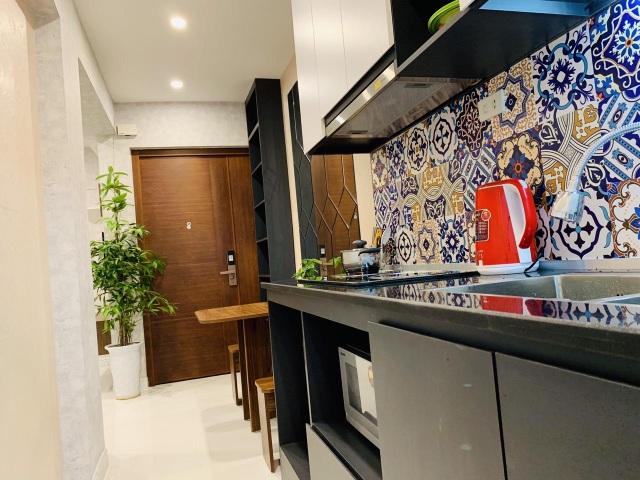 Hô biến căn hộ 23m2 ở Hà Nội thành homestay sang trọng chỉ 60 triệu đồng - 5