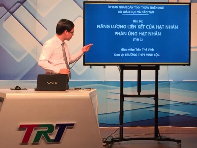 Huế, Hà Nội, Hải Phòng được Bộ GDĐT chọn dạy học trực tuyến cho cả nước - 3