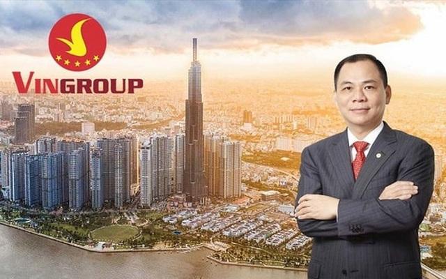 """Ông Phạm Nhật Vượng sắp đạt lãi """"tỷ đô"""" từ bất động sản, cổ phiếu tăng mạnh - 1"""