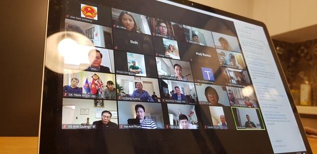 Bác sĩ Việt lập tổ tư vấn Covid-19 trực tuyến cho đồng bào xa quê hương - 6