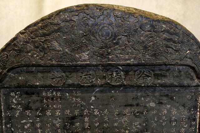 Bảo vật quốc gia Bia Tiến sĩ Văn Miếu Bắc Ninh - 4