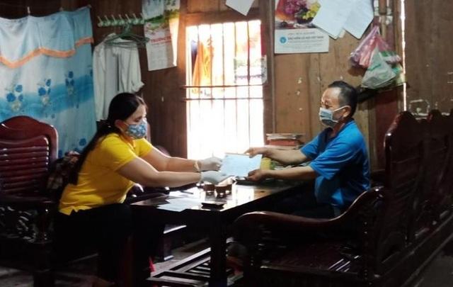 Thanh Hoá: Triển khai trả lương hưu, trợ cấp BXHH tại nhà cho 30.000 người  - 2
