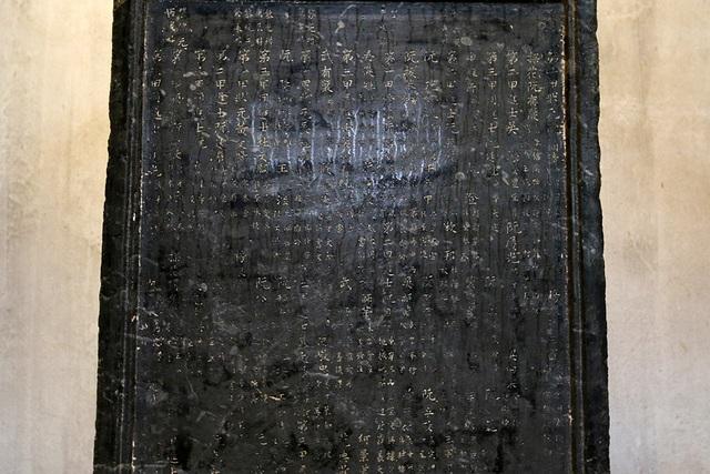 Bảo vật quốc gia Bia Tiến sĩ Văn Miếu Bắc Ninh - 8